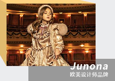 Dreamy Ceremony -- The Analysis of JUNONA The Designer Brand