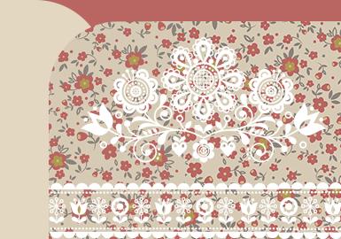European Little Floral -- The Pattern Trend for Infants' Wear