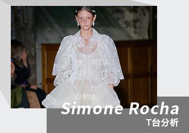 The Birth of Girl -- The Womenswear Runway Analysis of Simone Rocha