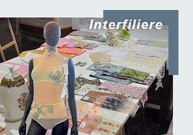 Mood Boosting -- The Analysis of Interfilière Paris