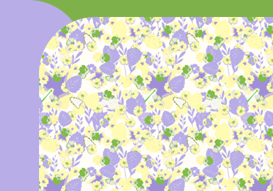 Floral Grassland -- The Fast Response Pattern Trend for Womenswear