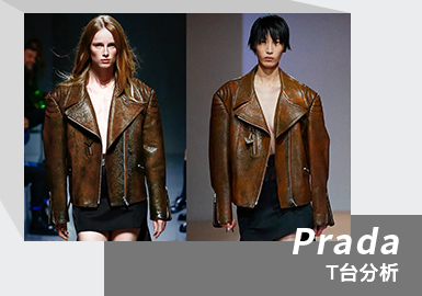 Rebuild the Seduction -- The Womenswear Runway Analysis of PRADA