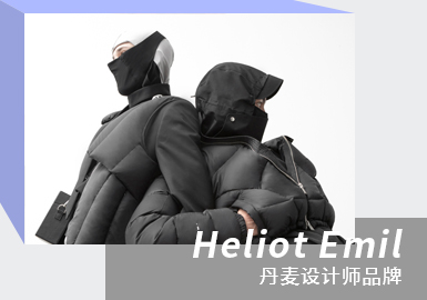 Unstable Equilibrium -- The Analysis of Heliot Emil The Menswear Designer Brand