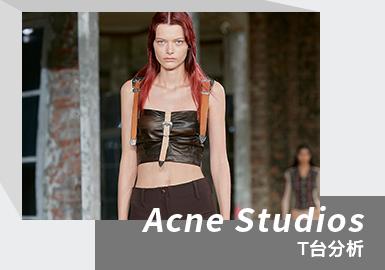 Subversive Sexy -- The Womenswear Runway Analysis of Acne Studios