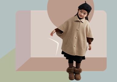 Golden Childhood -- The Silhouette Trend for Kids' Overcoat