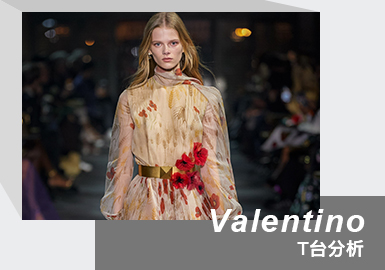Into a New Dimension: Life -- The Womenswear Runway Analysis of VALENTINO