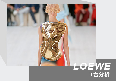 Hysterical -- The Womenswear Runway Analysis of LOEWE
