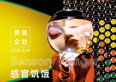Sensory Hunger -- The Design Development of Menswear