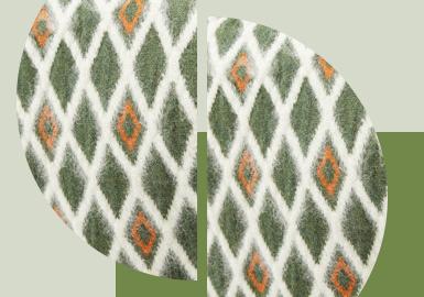 Jacquard Geometry -- The Pattern Trend for Men's Knitwear
