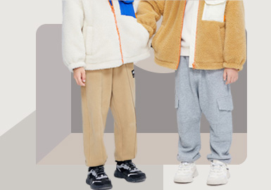 Changeable Looks -- The Silhouette Trend for Kids' Trousers