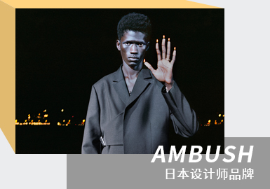 Forsake the Past -- The Analysis of AMBUSH The Menswear Designer Brand